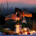 Как устроить романтический ужин  - секреты от телеведущей Дианы Джалаловой