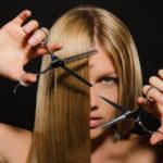 Как ровно подстричь волосы самой себе – рекомендации от модели Лилит Мун.