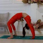 Как научиться вставать на мостик - 5 советов от гимнастки Ольги Кутузовой.