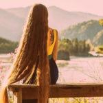 Как отрастить длинные волосы. Секреты от современной Рапунцель Дарьи Губановой