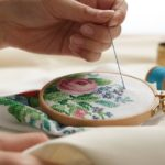 Как научиться вышивать. Советы от блогеров-рукодельниц.