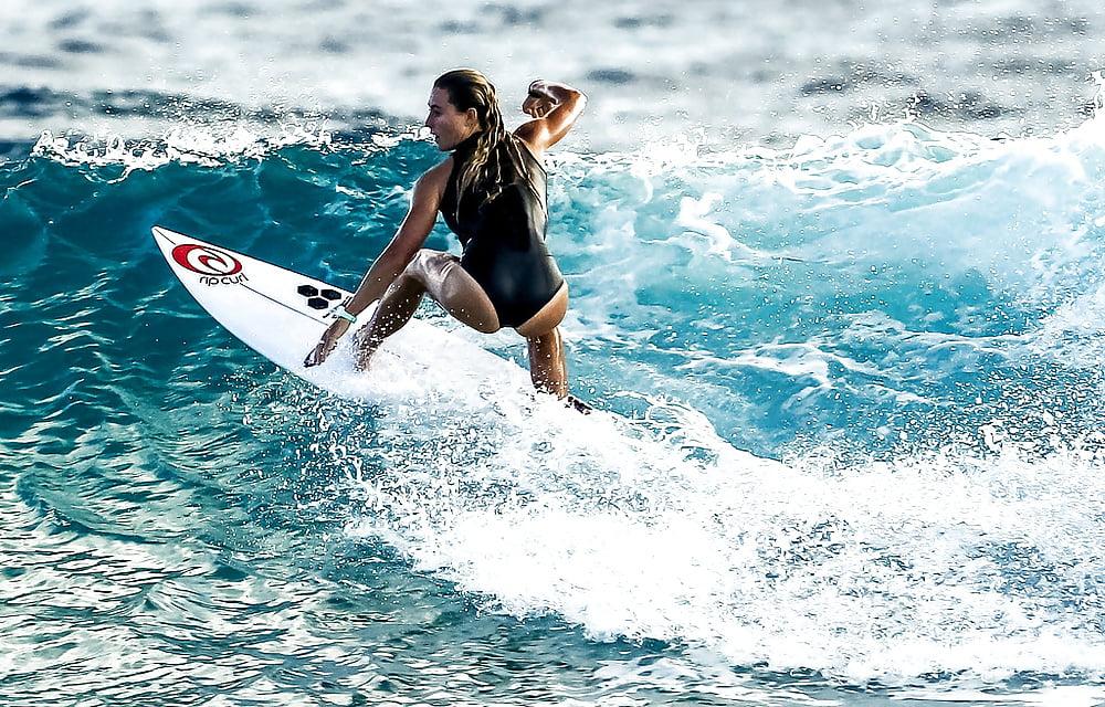 Как научиться серфингу. Советы от инструктора по серфингу Александра Стрельникова.
