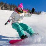 Как научиться кататься на сноуборде.  Советы от инструктора по сноуборду Екатерины Помазневой.