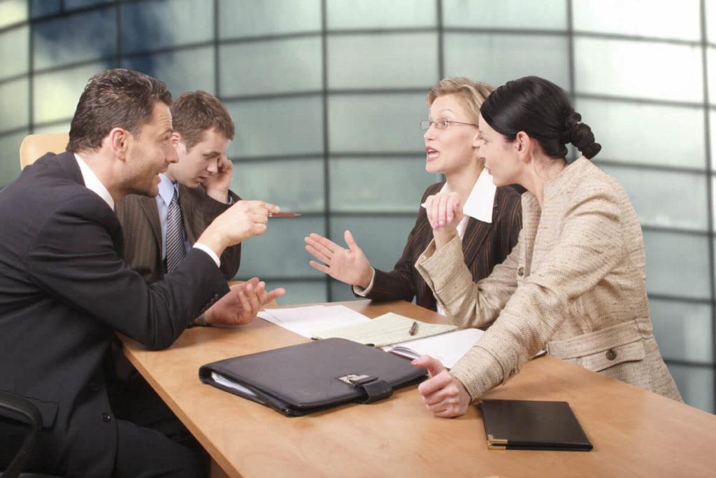 Умение вести переговоры: 5 правил бизнес-леди