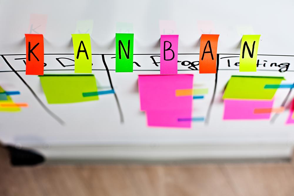 Метод Канбан для организации счастливой жизни. Секреты использования от менеджера IT продуктов Юлии Лариной.