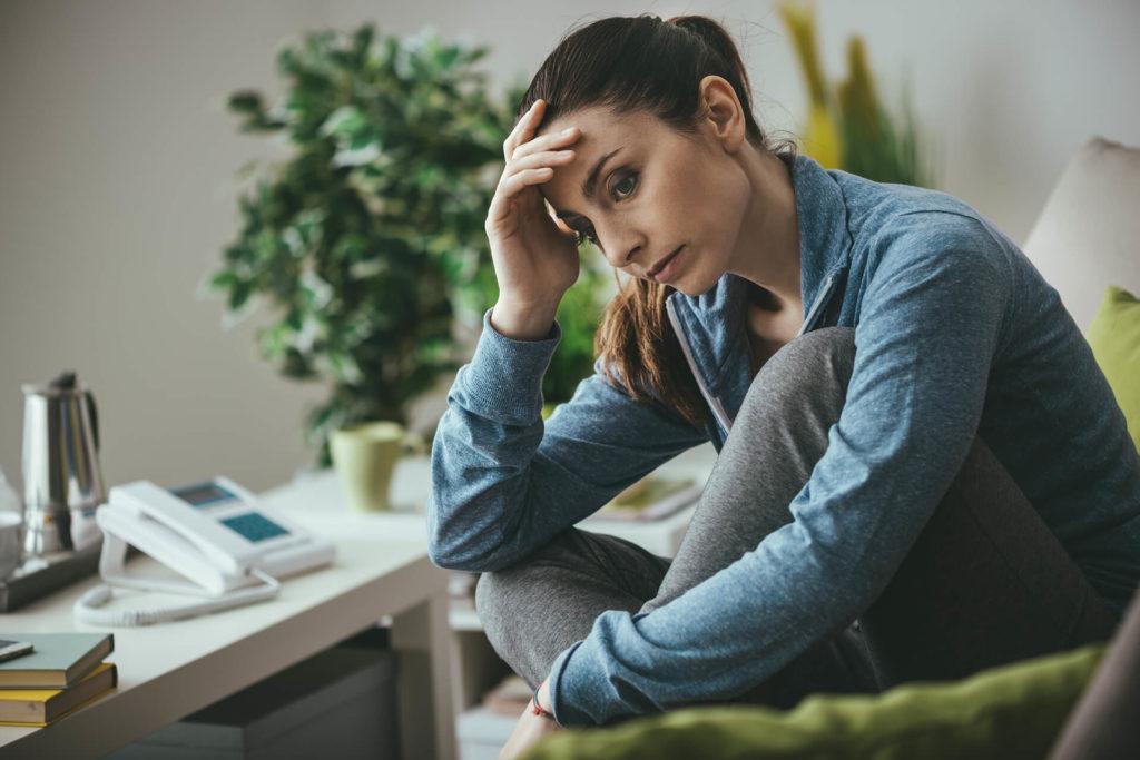 Как выйти из депрессии самостоятельно женщине?