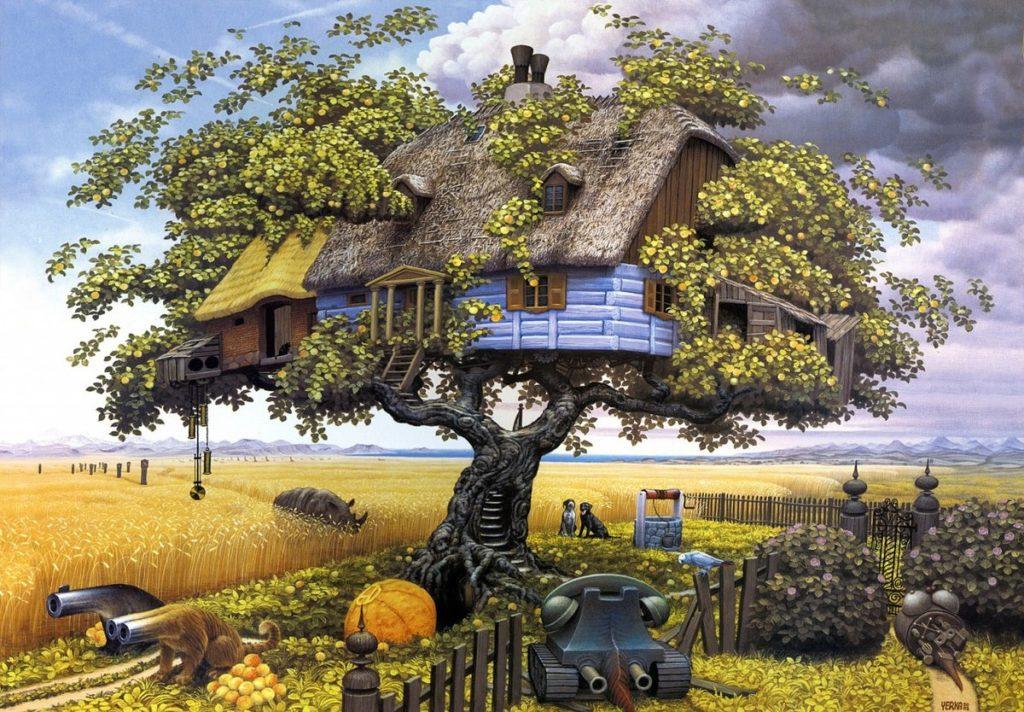 Проективная методика «Дом.Дерево.Человек»