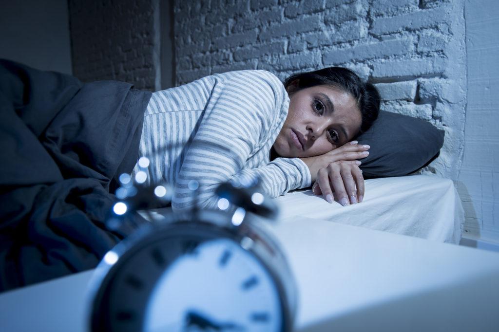 что делать, если страшно засыпать